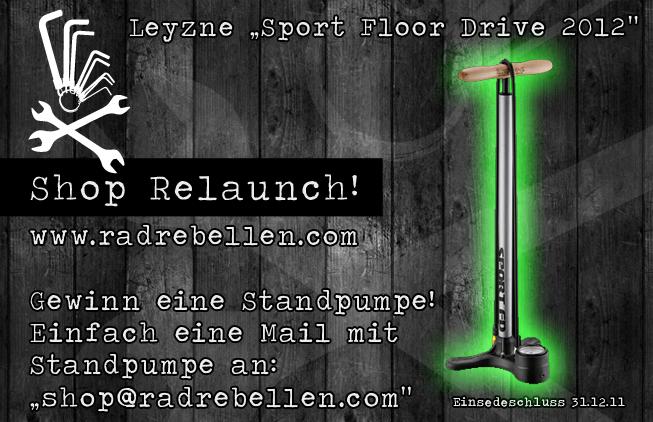 Shop Relaunch und Gewinnspiel!