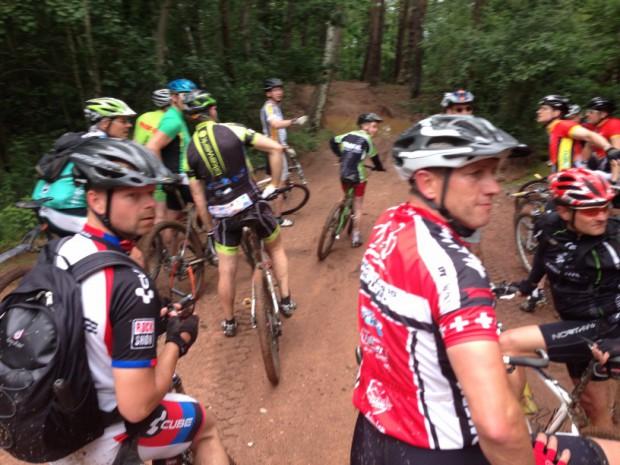 Rad Rebellen MTB Wisskirchen Tour der Hoffnung 2013 Guide Trail Mechernich Euskirchen-19