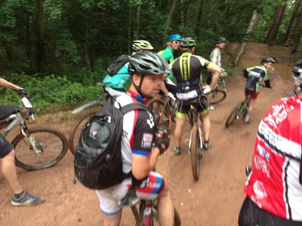 Rad Rebellen MTB Wisskirchen Tour der Hoffnung 2013 Guide Trail Mechernich Euskirchen-20