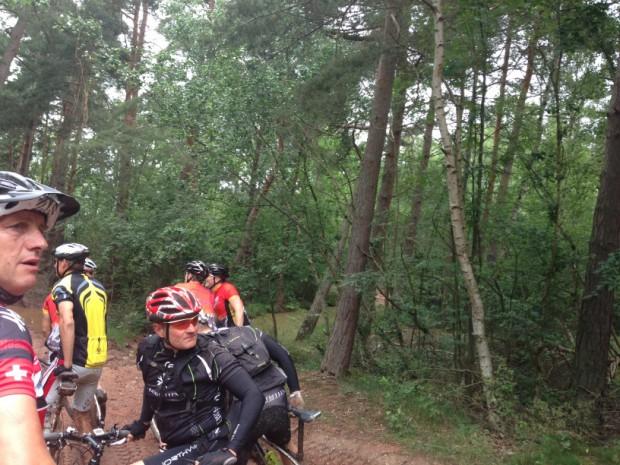 Rad Rebellen MTB Wisskirchen Tour der Hoffnung 2013 Guide Trail Mechernich Euskirchen-21