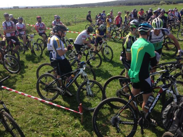 Rad Rebellen MTB Wisskirchen Tour der Hoffnung 2013 Guide Trail Mechernich Euskirchen-8