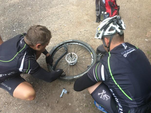 Rad Rebellen Mechernich Noethen plan b bresgen hausrunde trail -1