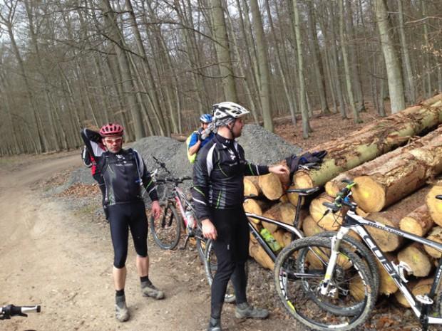 MTB Ahr Eifel Radrebellen Houverath Biken GPS09