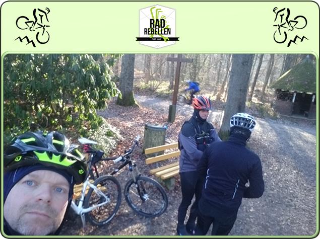 Neujahr's Rad Rebellen Tour 2017