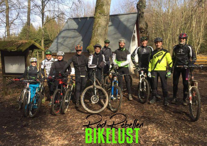Ein Sonntag mit den Rad-Rebellen…